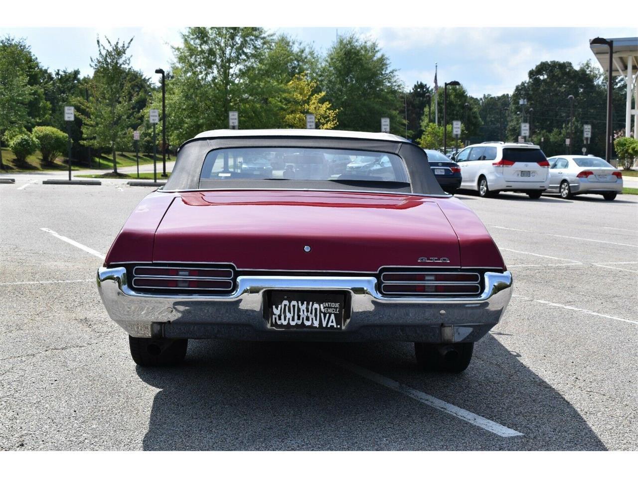1969 Pontiac GTO (CC-1273353) for sale in Burke, Virginia