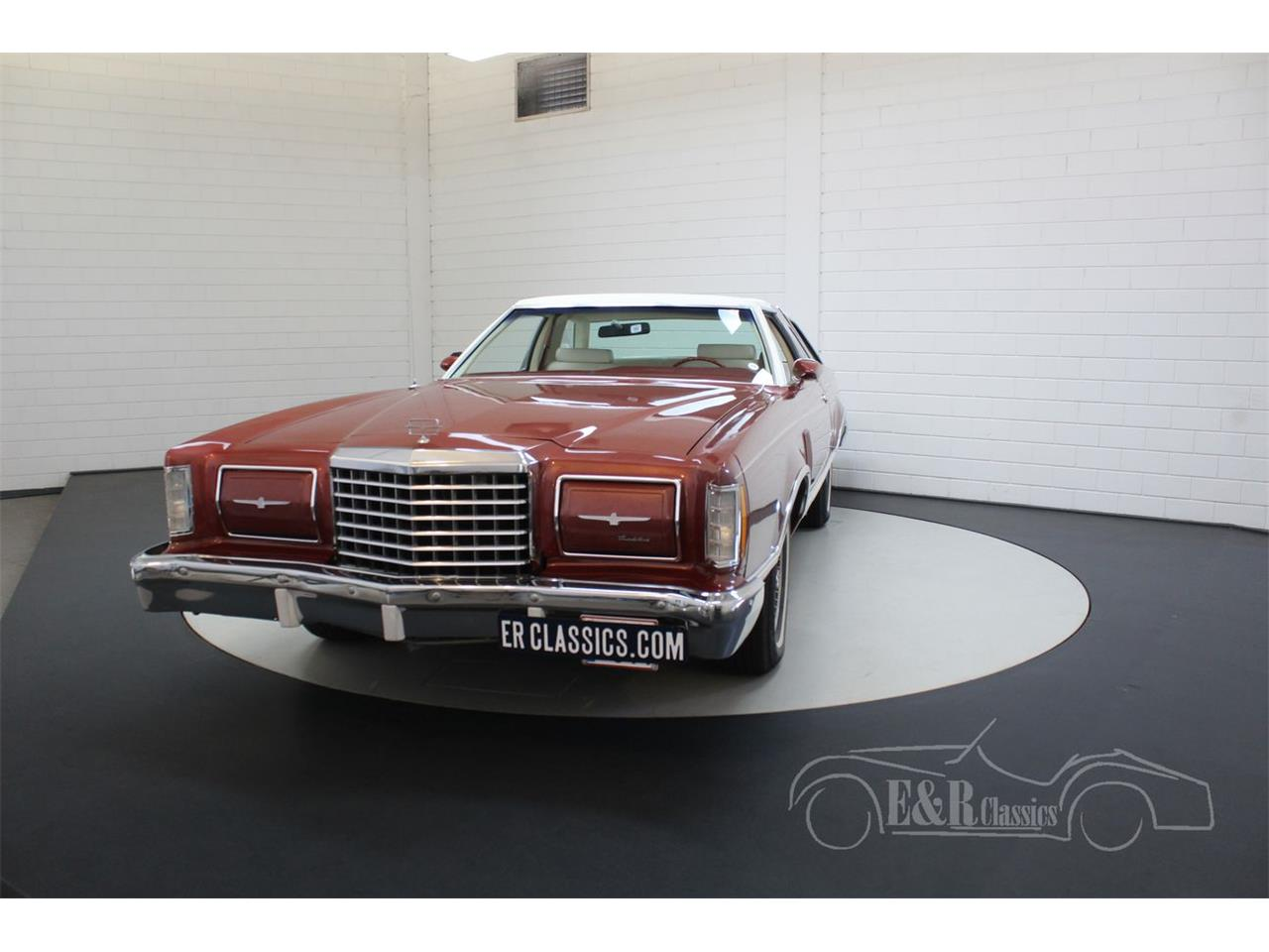 1978 Ford Thunderbird (CC-1273354) for sale in Waalwijk, Noord-Brabant