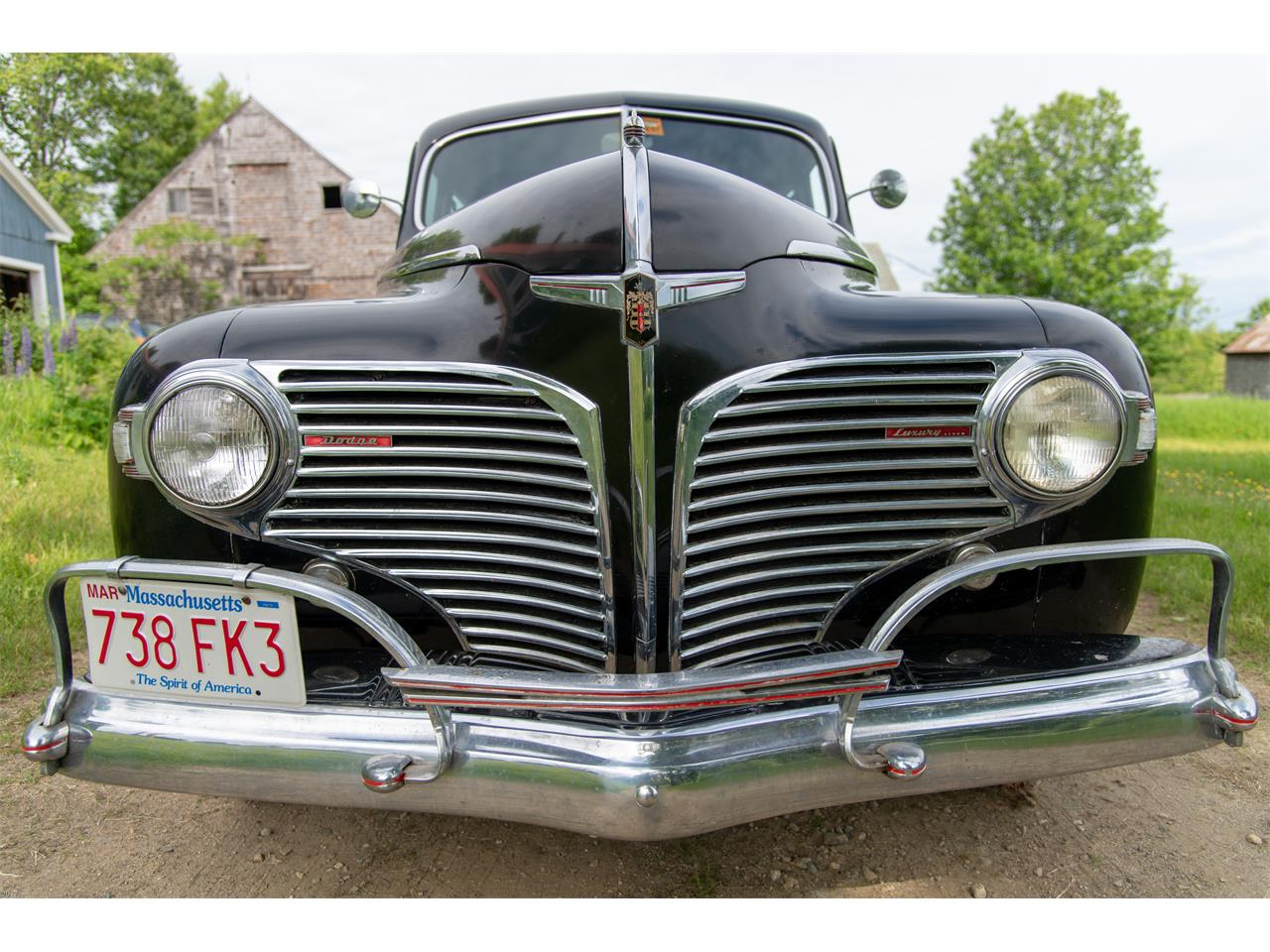 1941 Dodge Luxury Liner (CC-1273362) for sale in Stow, Massachusetts