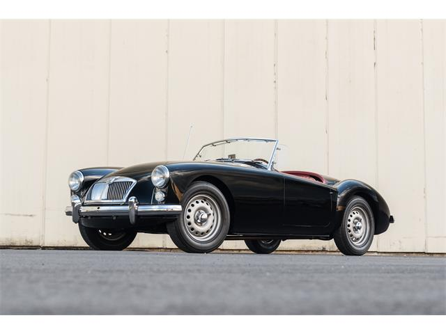 1962 MG MGA MK II (CC-1273363) for sale in Philadelphia, Pennsylvania