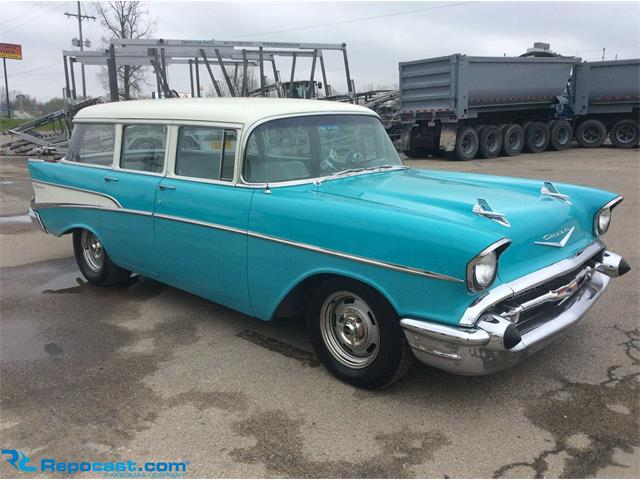 1957 Chevrolet 210 (CC-1273369) for sale in Wayland, Michigan