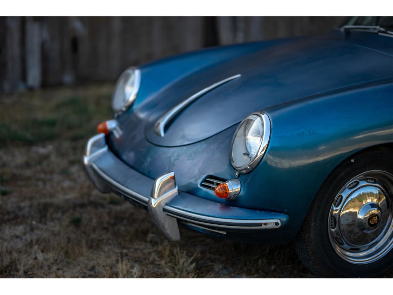 1960 Porsche 356B (CC-1273382) for sale in Monterey, California