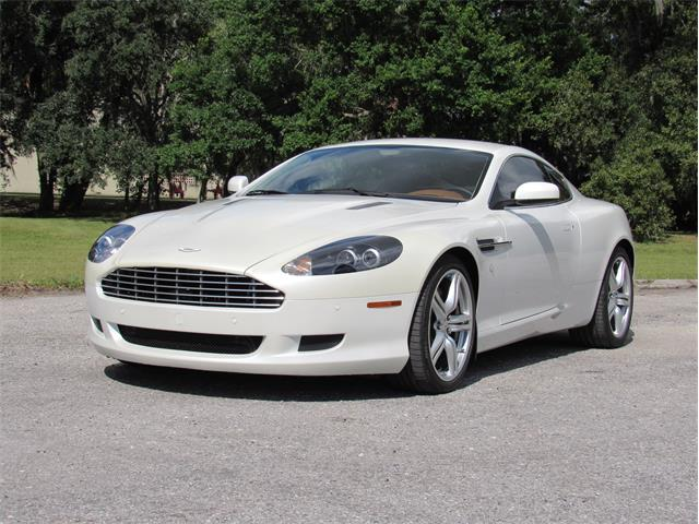 2009 Aston Martin DB9 (CC-1273482) for sale in Sarasota, Florida