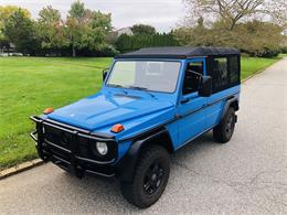 1992 Mercedes-Benz G-Class (CC-1273485) for sale in SOUTHAMPTON, New York