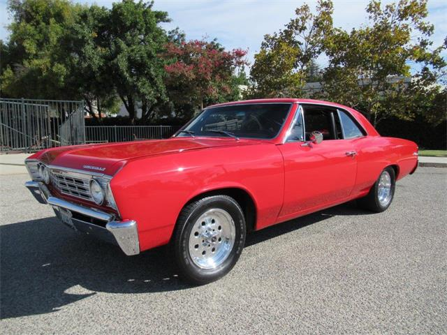 1967 Chevrolet Malibu (CC-1273487) for sale in SIMI VALLEY, California