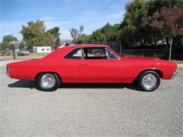 1967 Chevrolet Malibu (CC-1273487) for sale in SIMI VALLEY, California