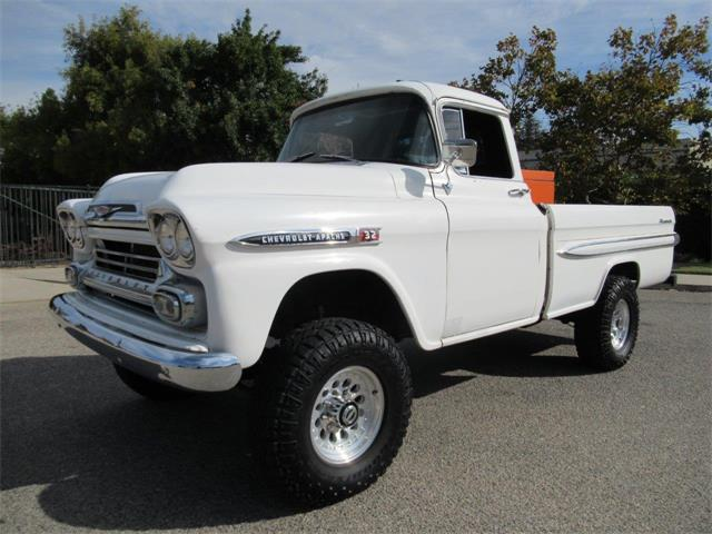 1959 Chevrolet Apache (CC-1273488) for sale in SIMI VALLEY, California
