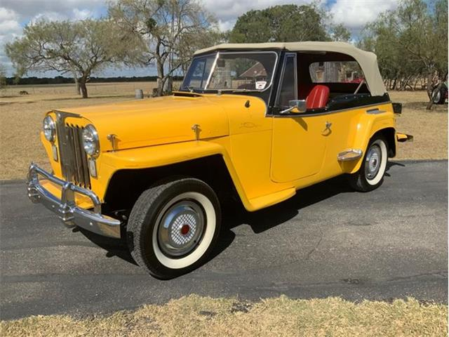 1948 Willys Jeepster (CC-1270352) for sale in Fredericksburg, Texas
