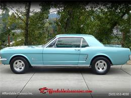 1966 Ford Mustang (CC-1273530) for sale in Gladstone, Oregon