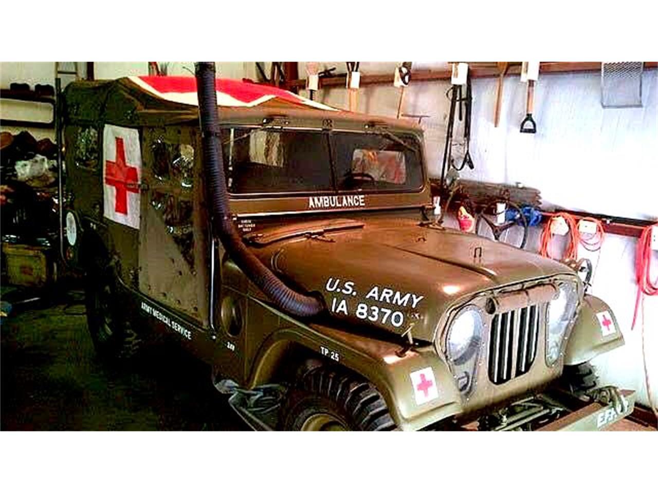 Willys Military Jeep Sale >> 1955 Willys Military Jeep For Sale Classiccars Com Cc