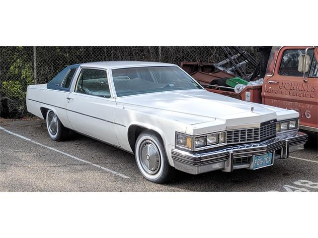 1977 Cadillac Coupe DeVille (CC-1273549) for sale in Edison, New Jersey