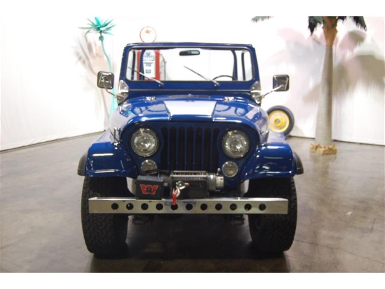 1979 Jeep CJ7 (CC-1273553) for sale in Marietta, Georgia