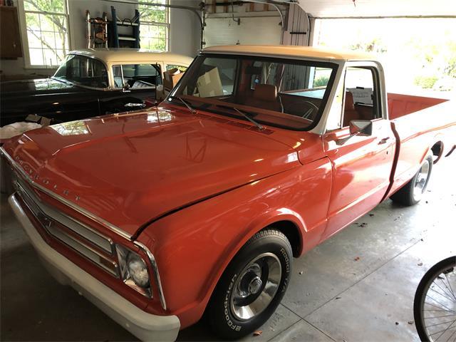 1970 Chevrolet C10 (CC-1273560) for sale in North Canton, Ohio
