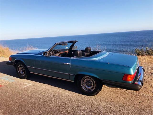 1984 Mercedes-Benz 380SL (CC-1273563) for sale in West Hollywood, California