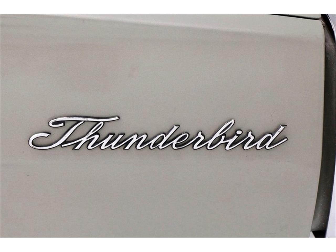 1966 Ford Thunderbird (CC-1273566) for sale in Morgantown, Pennsylvania