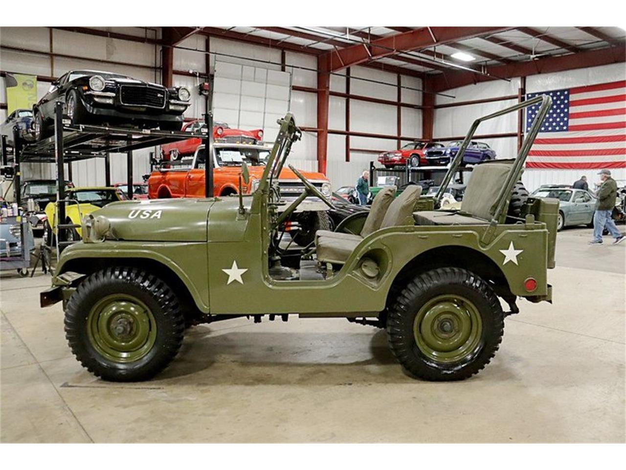 1952 Jeep Cherokee (CC-1273584) for sale in Kentwood, Michigan