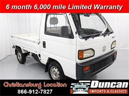 1993 Honda Acty (CC-1273590) for sale in Christiansburg, Virginia