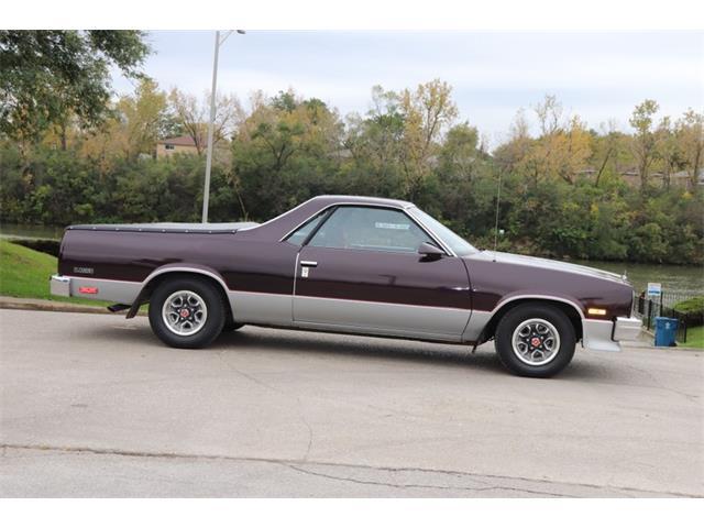 1986 Chevrolet El Camino (CC-1273595) for sale in Alsip, Illinois