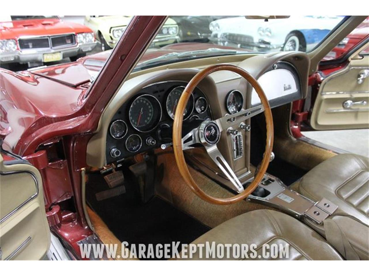 1966 Chevrolet Corvette (CC-1273617) for sale in Grand Rapids, Michigan