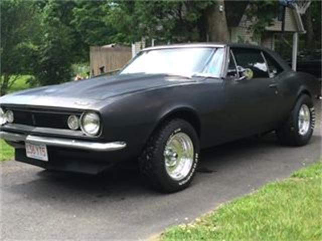 1967 Chevrolet Camaro (CC-1273622) for sale in West Pittston, Pennsylvania