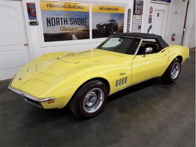 1969 Chevrolet Corvette (CC-1273624) for sale in Mundelein, Illinois