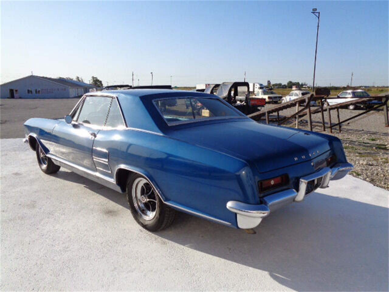 1963 Buick Riviera (CC-1273651) for sale in Staunton, Illinois