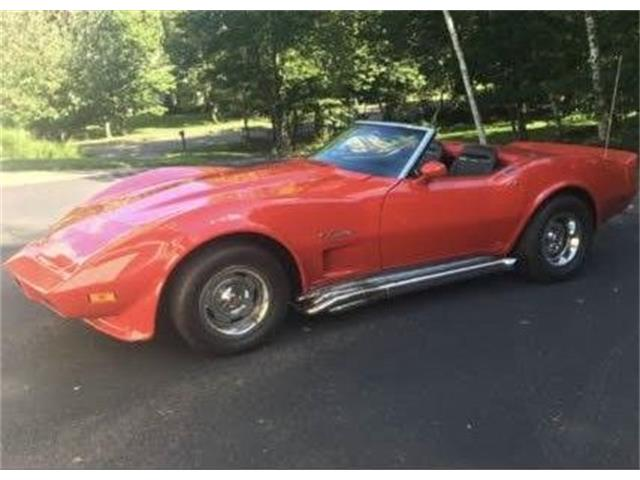 1974 Chevrolet Corvette (CC-1273669) for sale in Cadillac, Michigan