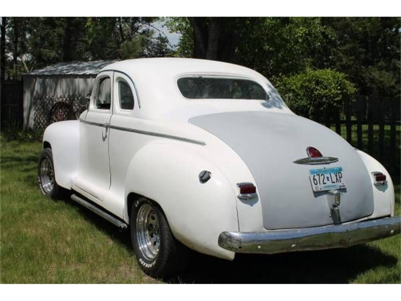 1947 Plymouth Business Coupe (CC-1273674) for sale in Cadillac, Michigan