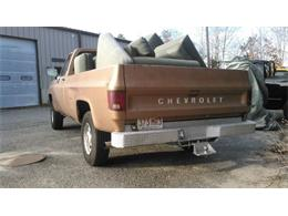 1979 Chevrolet K-20 (CC-1273677) for sale in Cadillac, Michigan