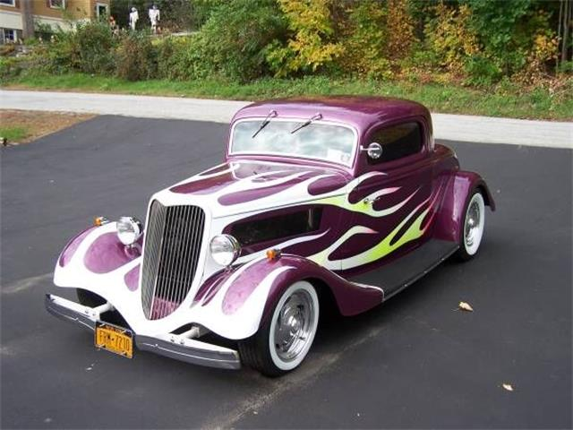 1934 Ford Coupe (CC-1273679) for sale in Cadillac, Michigan