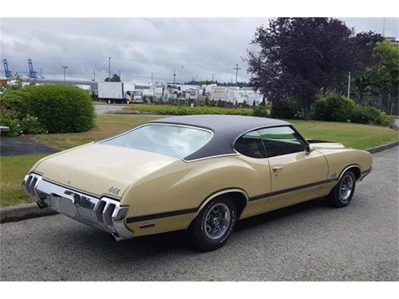 1970 Oldsmobile 442 (CC-1273682) for sale in Cadillac, Michigan