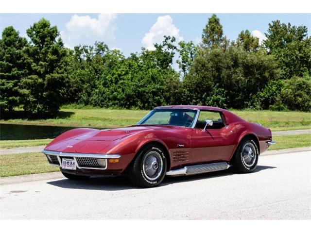 1970 Chevrolet Corvette (CC-1273693) for sale in Cadillac, Michigan