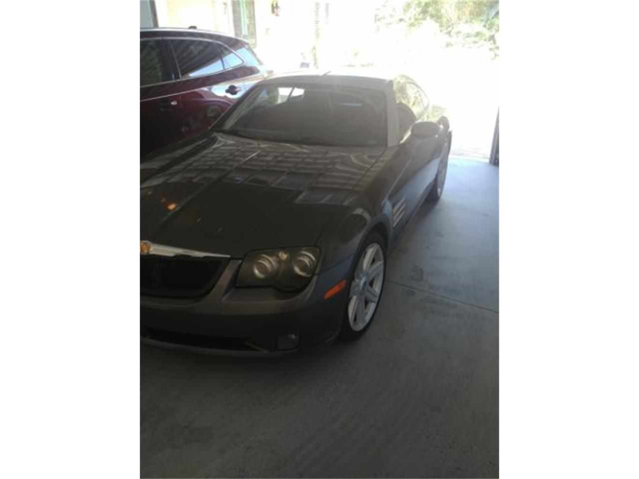 2004 Chrysler Crossfire (CC-1273696) for sale in Cadillac, Michigan