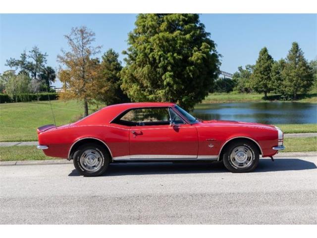 1967 Chevrolet Camaro (CC-1273706) for sale in Cadillac, Michigan
