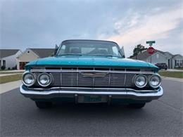 1961 Chevrolet Biscayne (CC-1273716) for sale in Cadillac, Michigan
