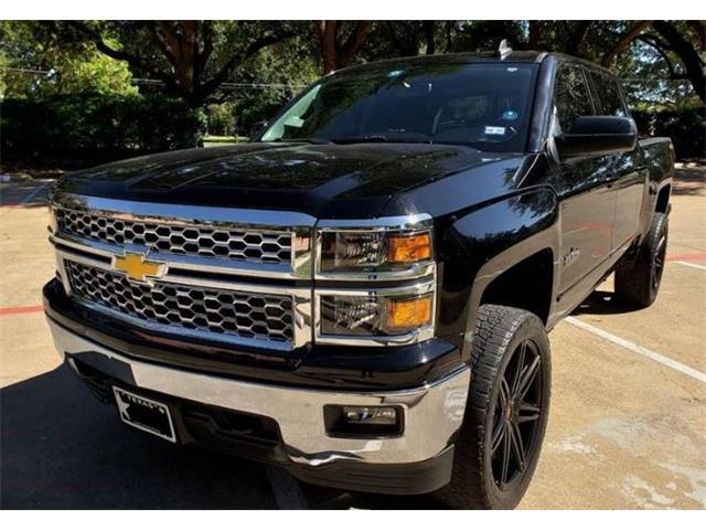 2015 Chevrolet Silverado (CC-1273718) for sale in Cadillac, Michigan