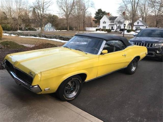1969 Mercury Cougar (CC-1273721) for sale in Cadillac, Michigan