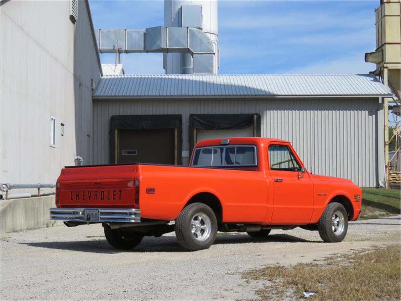 1972 Chevrolet C10 (CC-1270374) for sale in Kokomo, Indiana