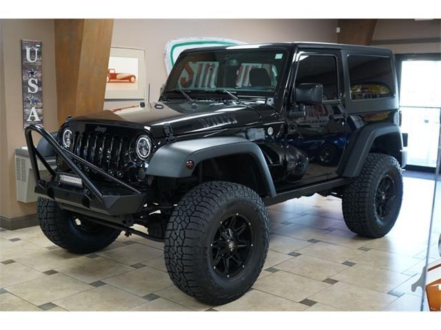 2016 Jeep Wrangler (CC-1273742) for sale in Venice, Florida