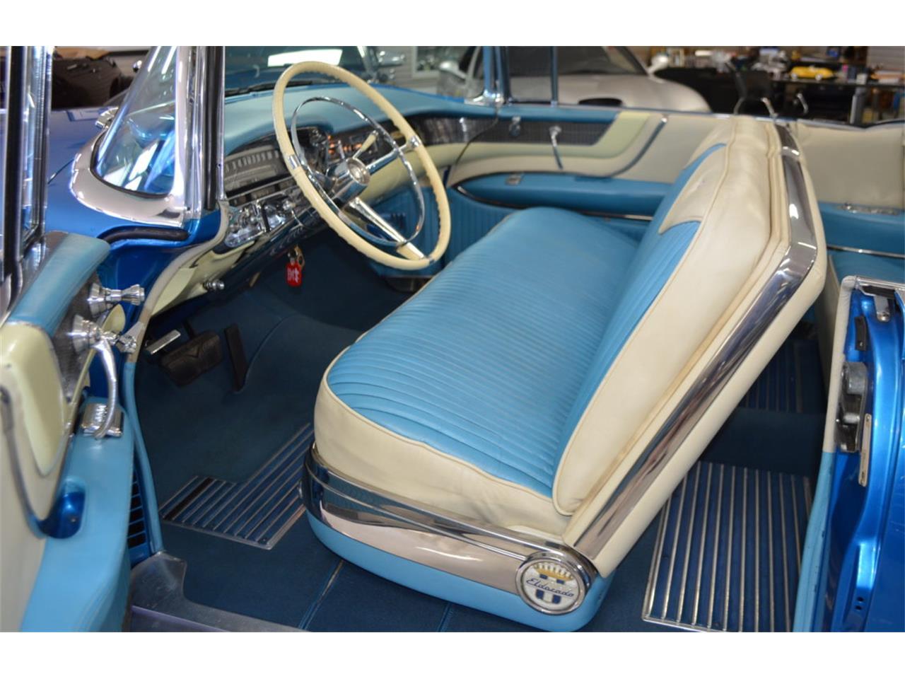 1956 Cadillac Eldorado Biarritz (CC-1273762) for sale in Phoenix, Arizona
