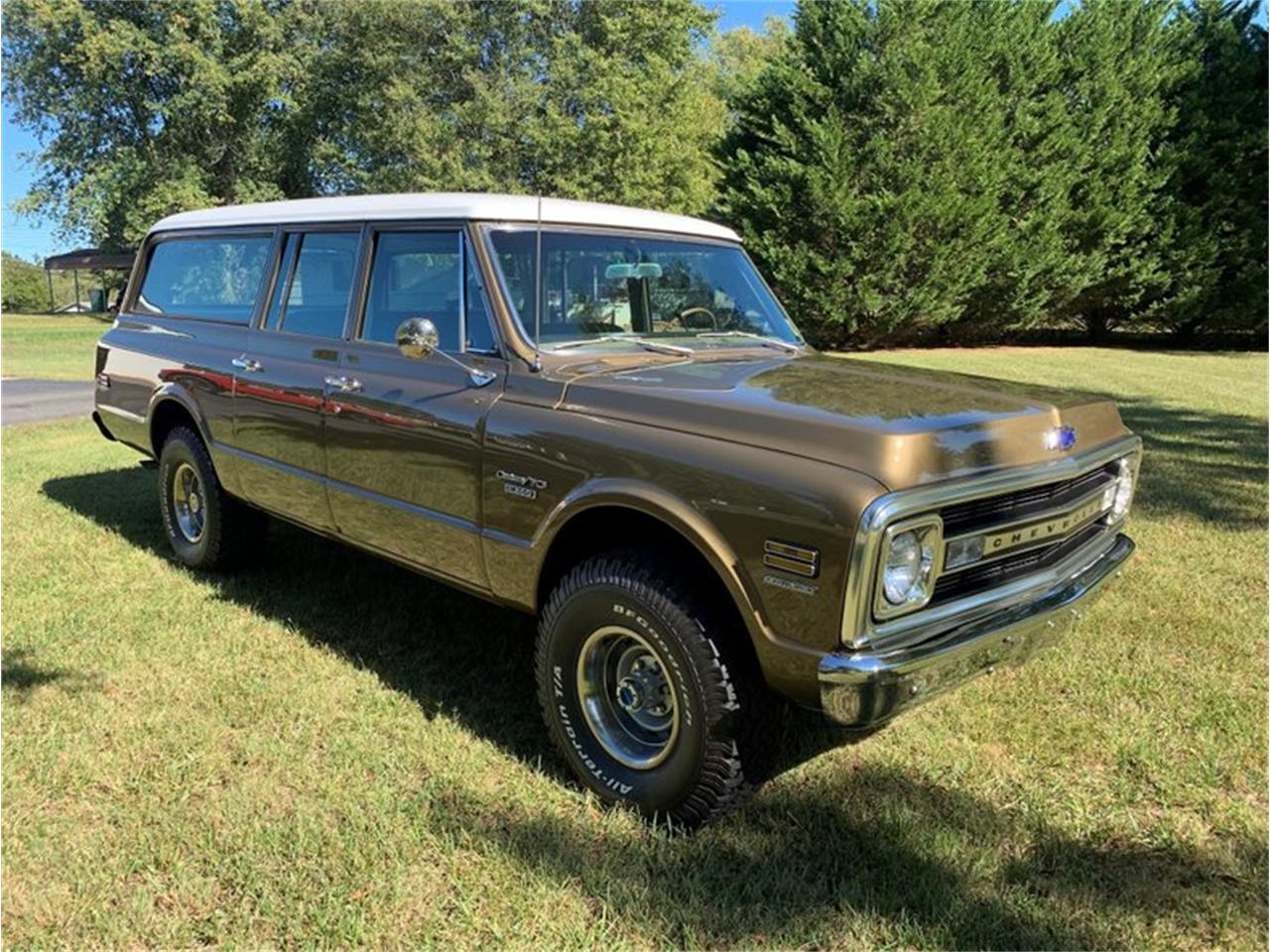 1970 Chevrolet Suburban (CC-1273763) for sale in Raleigh, North Carolina