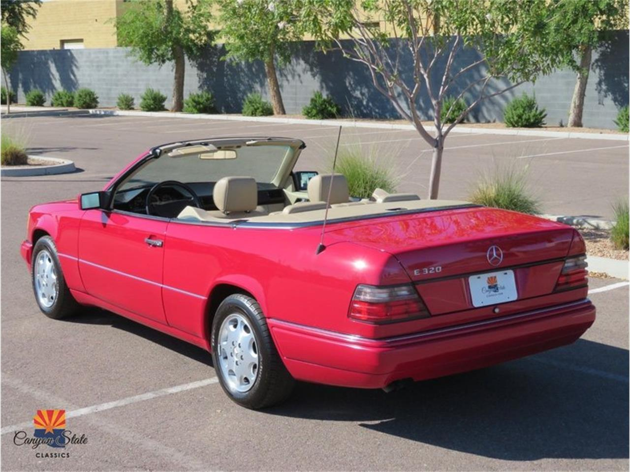 1995 Mercedes-Benz E-Class (CC-1273787) for sale in Tempe, Arizona