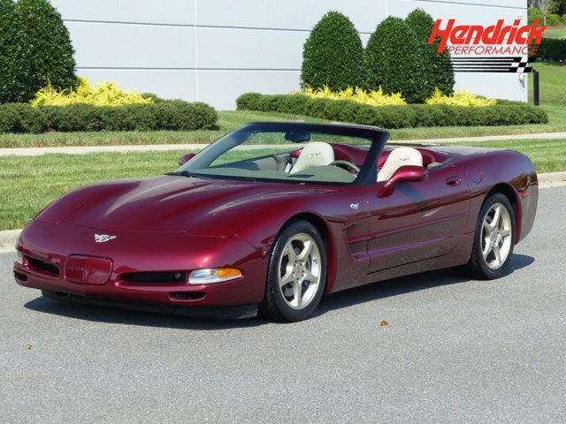 2003 Chevrolet Corvette (CC-1273795) for sale in Charlotte, North Carolina