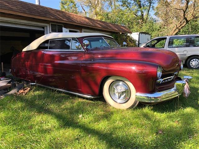 1950 Mercury Convertible (CC-1273809) for sale in San Luis Obispo, California