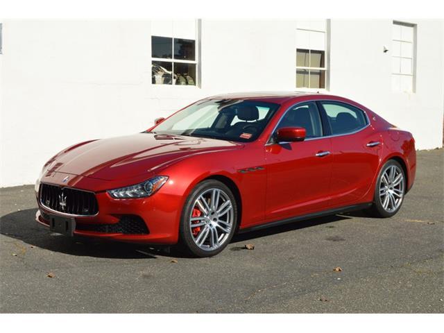 2015 Maserati Ghibli (CC-1273811) for sale in Springfield, Massachusetts