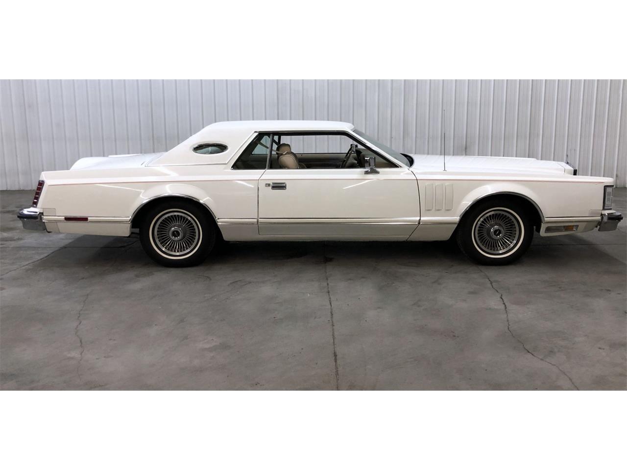 1978 Lincoln Mark V (CC-1273822) for sale in Maple Lake, Minnesota
