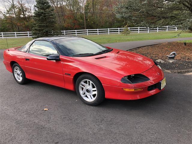 1993 Chevrolet Camaro Z28 (CC-1273846) for sale in Hampton, New Jersey