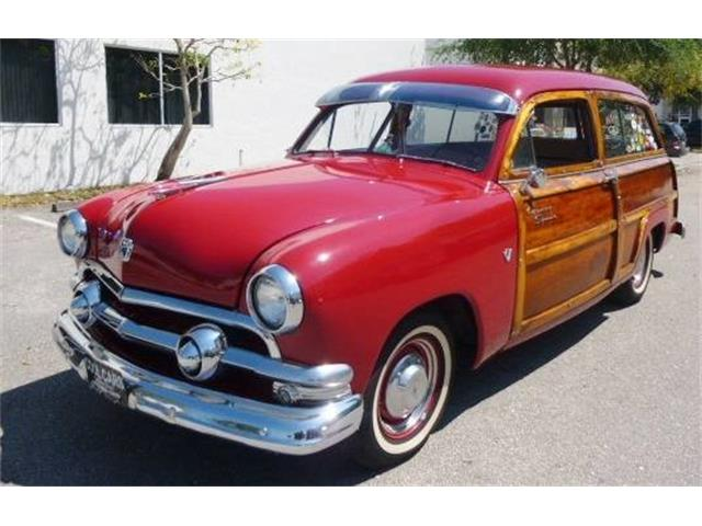1951 Ford Country Squire (CC-1273848) for sale in pompano beach, Florida