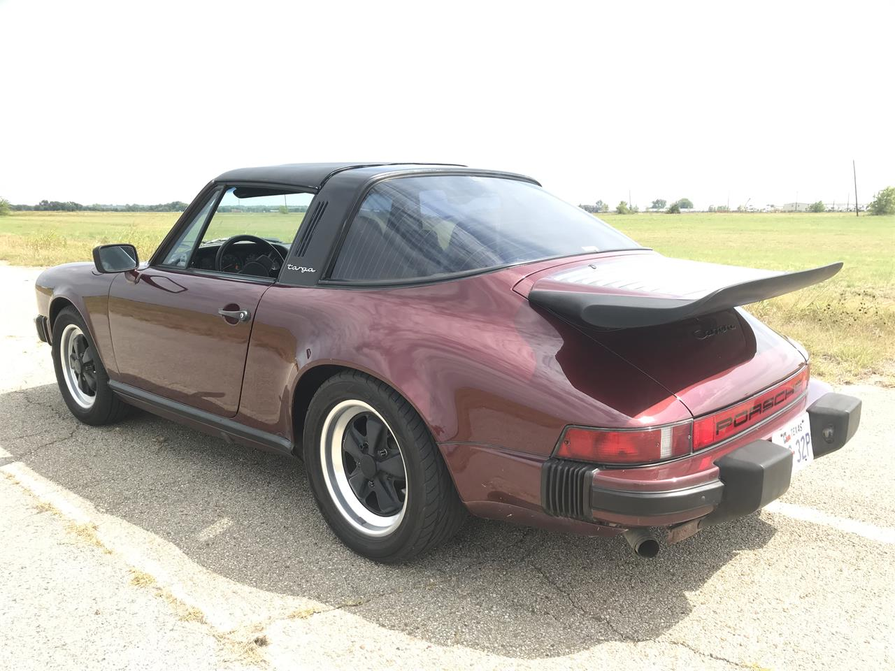 1984 Porsche 911 (CC-1273850) for sale in palmer, Texas