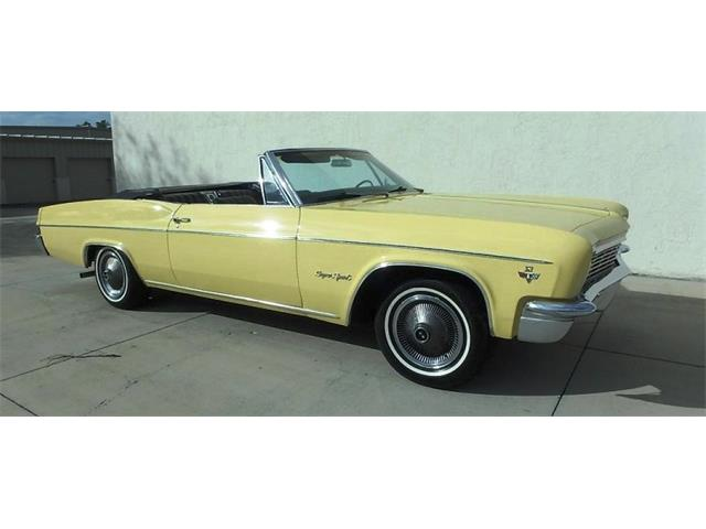 1966 Chevrolet Impala (CC-1273879) for sale in pompano beach, Florida